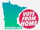 MN Votes From Home Image